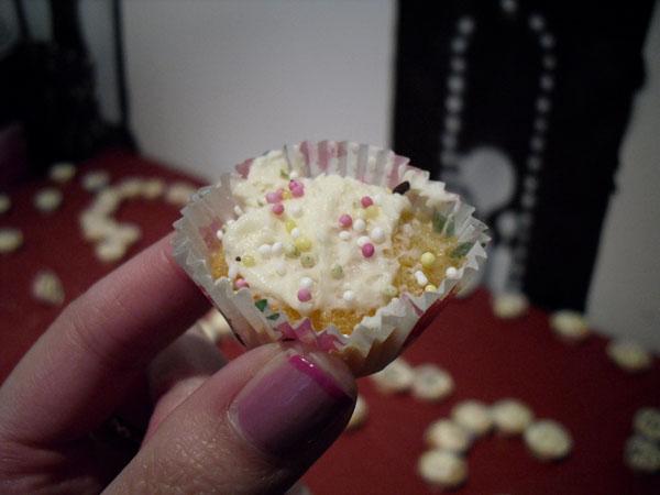 Minature cupcakes