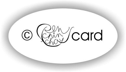 My Renchinchay logo used on my cards