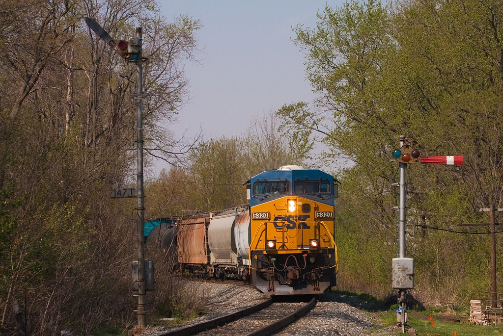 The World's most recently posted photos of csx and semaphore