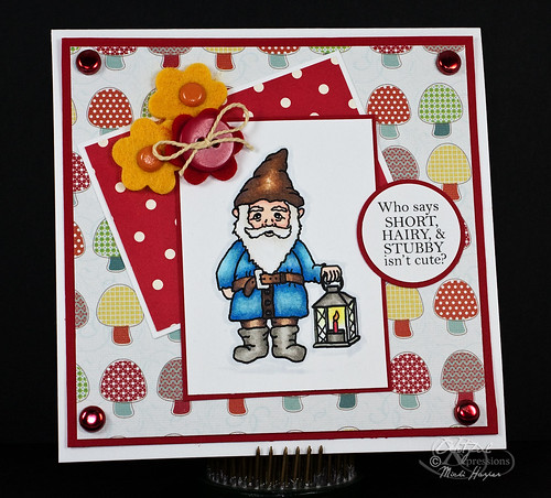 Short n Stubby Gnome