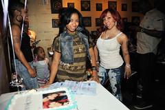 Tiny & Toya show  Screening Party
