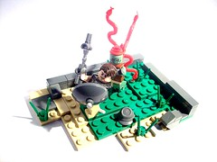 Perseus and the Gorgon - Redux (iJay) Tags: ireland greek lego greece medusa mythology eta perseus jayson gorgon demigod jayhenn