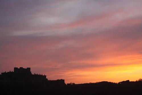 Eyjafjallajoekull Sunset