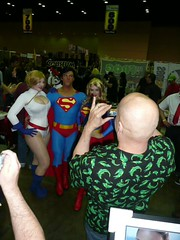 George Perez's Booth by BelleChere