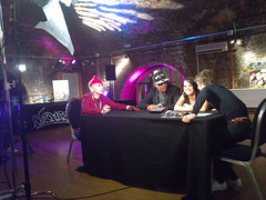 N-Dubz kick off the new series of Sony Ericsson's Pocket TV (Pocket TV) Tags: sonyericsson pockettv ndubz mattedmondson