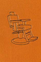 Barber Chair Bad Hair Book