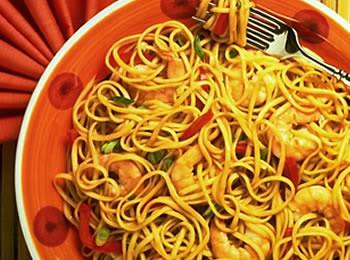 macarronada italiana receita