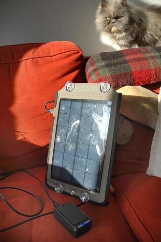 Solar Blogging