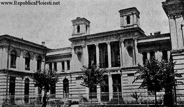Palatul Bailor Municipale