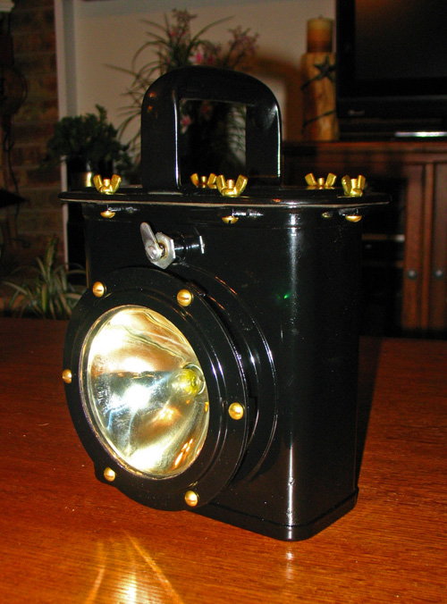 lantern done inside