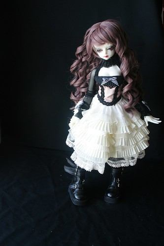 Caprice en arcadia dolls