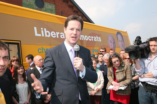Nick Clegg copyright Alex Folkes