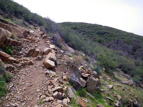 Inidian Creek Trail