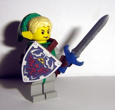The Master Sword custom minifg