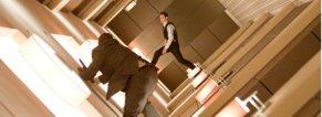 Leonardo Di Caprio Christopher Nolan