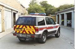 HERTS POLICE FORD 4X4 (NW54 LONDON) Tags: 4x4 police 999 fordexplorer policecars metpolice emergencyvehicle hertfordshirepolice fordgranadamk3
