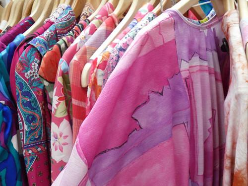CowVintage Pink dress