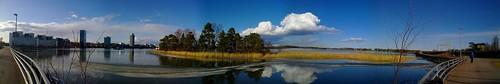 Keilalahti panorama
