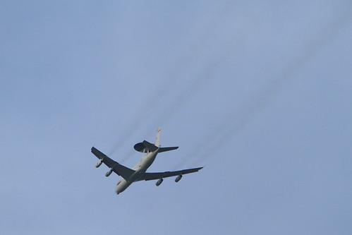 E-3 Sentry (USAF AWACS)