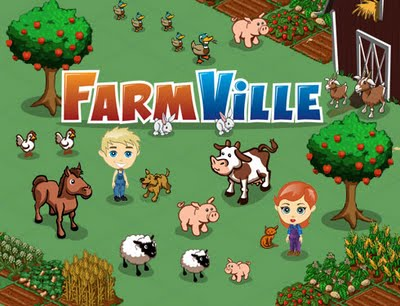 Por que o Farmville é tão popular?=