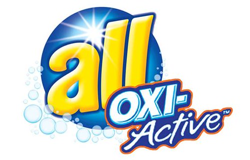 all Oxi-Active by all Laundry.