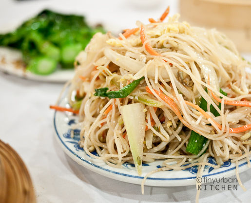 Stir Fried Vermicelli
