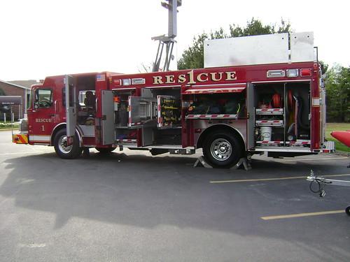 Keene Rescue 1