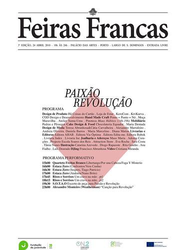 Programa FF - 24 Abril