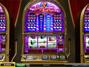 Sultan's Fortune slot game online review
