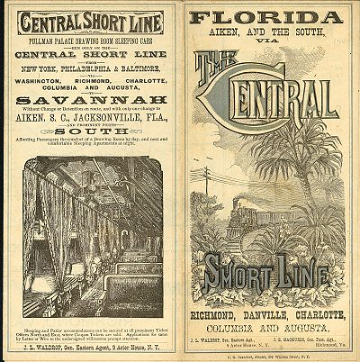 Central Short Line to Florida by Faustopia