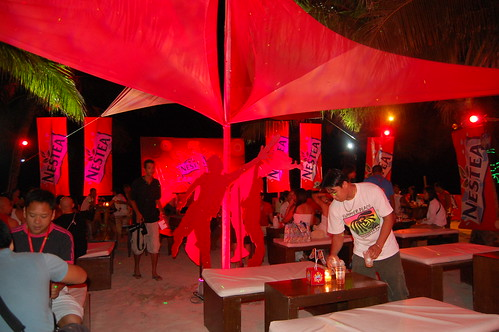 Nestea Fit Camp Boracay Day 1 Dinner Party (9)
