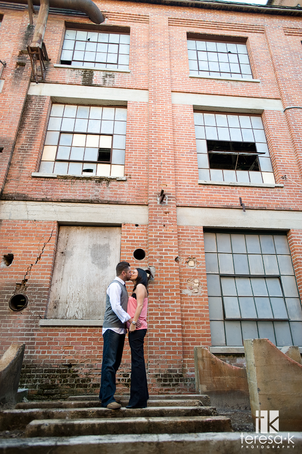 Old Sugar Mill Engagement Session in Clarksburg California by Teresa K photography, Folsom engagement photographer, Clarksburg engagement and wedding photos