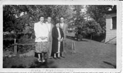 Kury Family Auburn, NY, 1950s