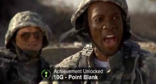 Modern Warfare 2: pasiekimų kekšės