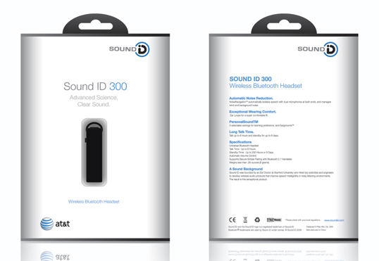 Electronic Packaging Design sound