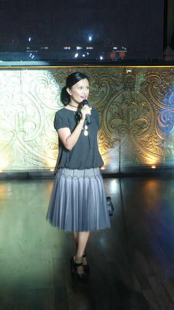Wearing Joey Samson