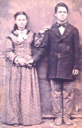 Margaret y David Humphreys