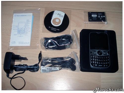 Alcatel OT-800 - 04