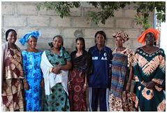 Sammal Fayta (Slow Little Photo) Tags: clothing documentary babywearing senegal groupphoto babysling whiteborder editable tontine womenscooperative sangalkam