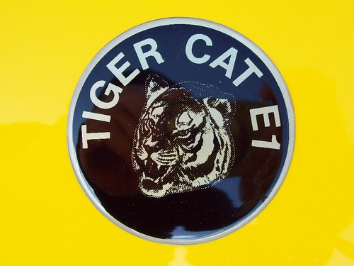 Tiger Racing Badge