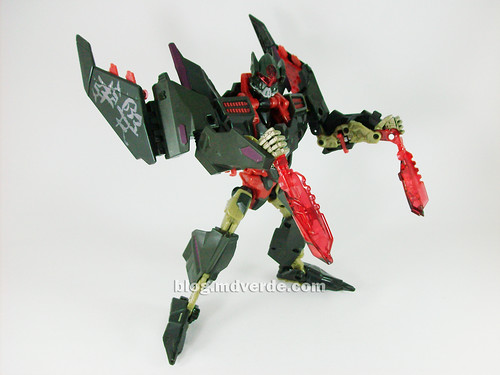 Transformers Mindwipe RotF NEST Voyager - modo robot