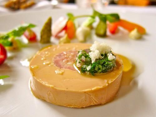 Course Four: Foie Gras