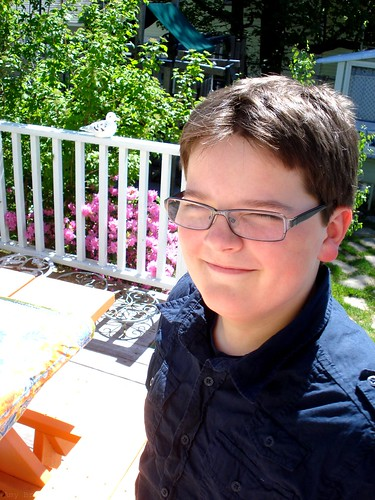 he's 11 now