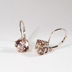 Zultanite Earrings (Sulusso | Sustainable Jewelry) Tags: earrings c5 leverback zultanite recycledwhitegold