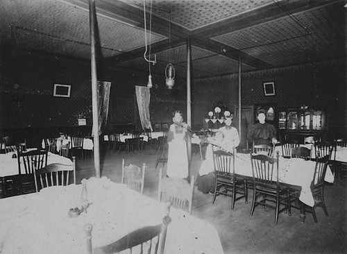 Occidental Hotel, Main Dining Room; Wichita, KS