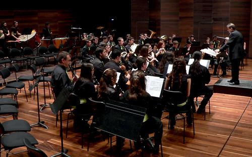II FESTIVAL DE BANDAS DE MÚSICA UNIVERSIDAD DE LEÓN 2010 - BANDA DE MÚSICA JJMM-ULE
