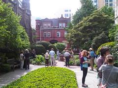 Benjamin Rush Medicinal Plant Garden