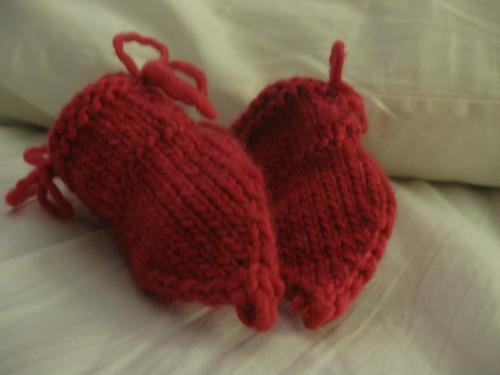 Soraya Baby Slippers