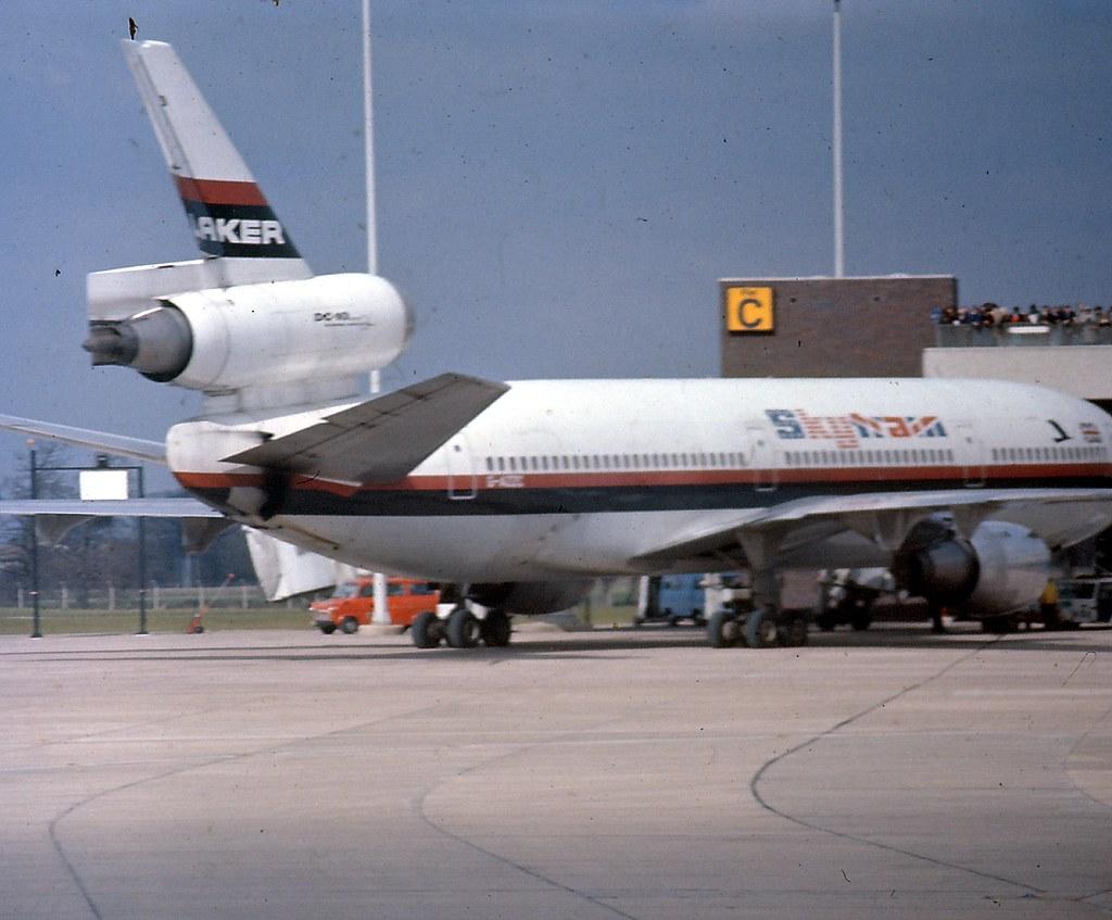 Laker Airways DC 10