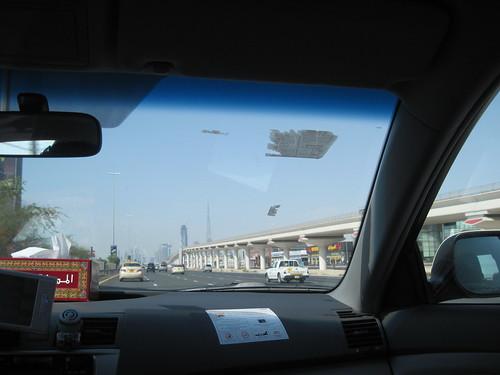 Cruising Sheikh Zayed Road
